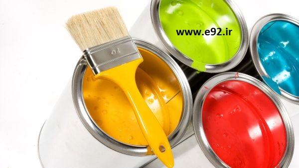 naghashi3 - رنگ آمیزی داخلی فضای خانه