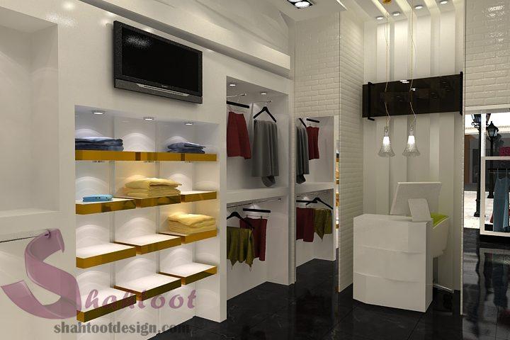 مغازه پوشاک زنانه 1 720x480 - نور پردازی در دکوراسیون مغازه