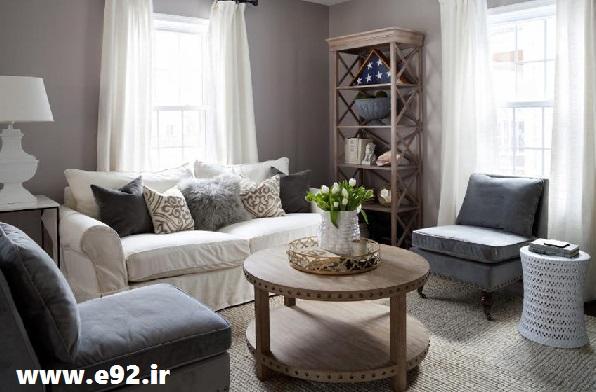 10 2 - ۱۰ طرح برای طراحی داخلی پذیرایی خانه