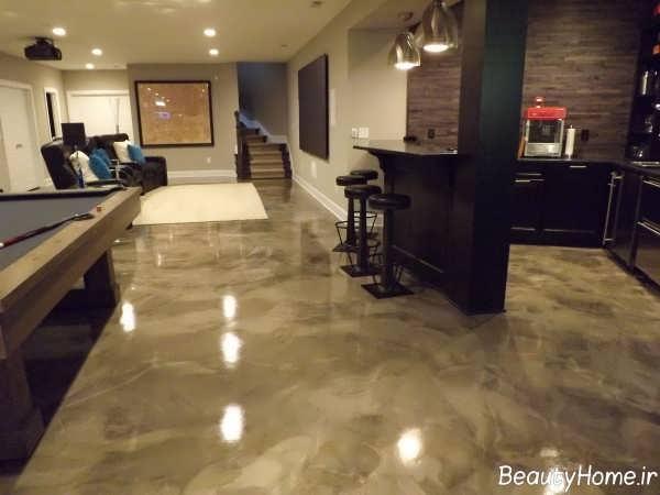 Epoxy flooring 5 - کفپوش اپوکسی با خواص مقاومتی عالی