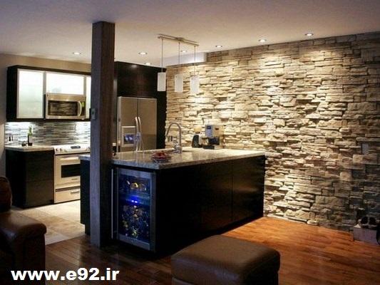 kitchen3 - استفاده درست از نور در آشپزخانه